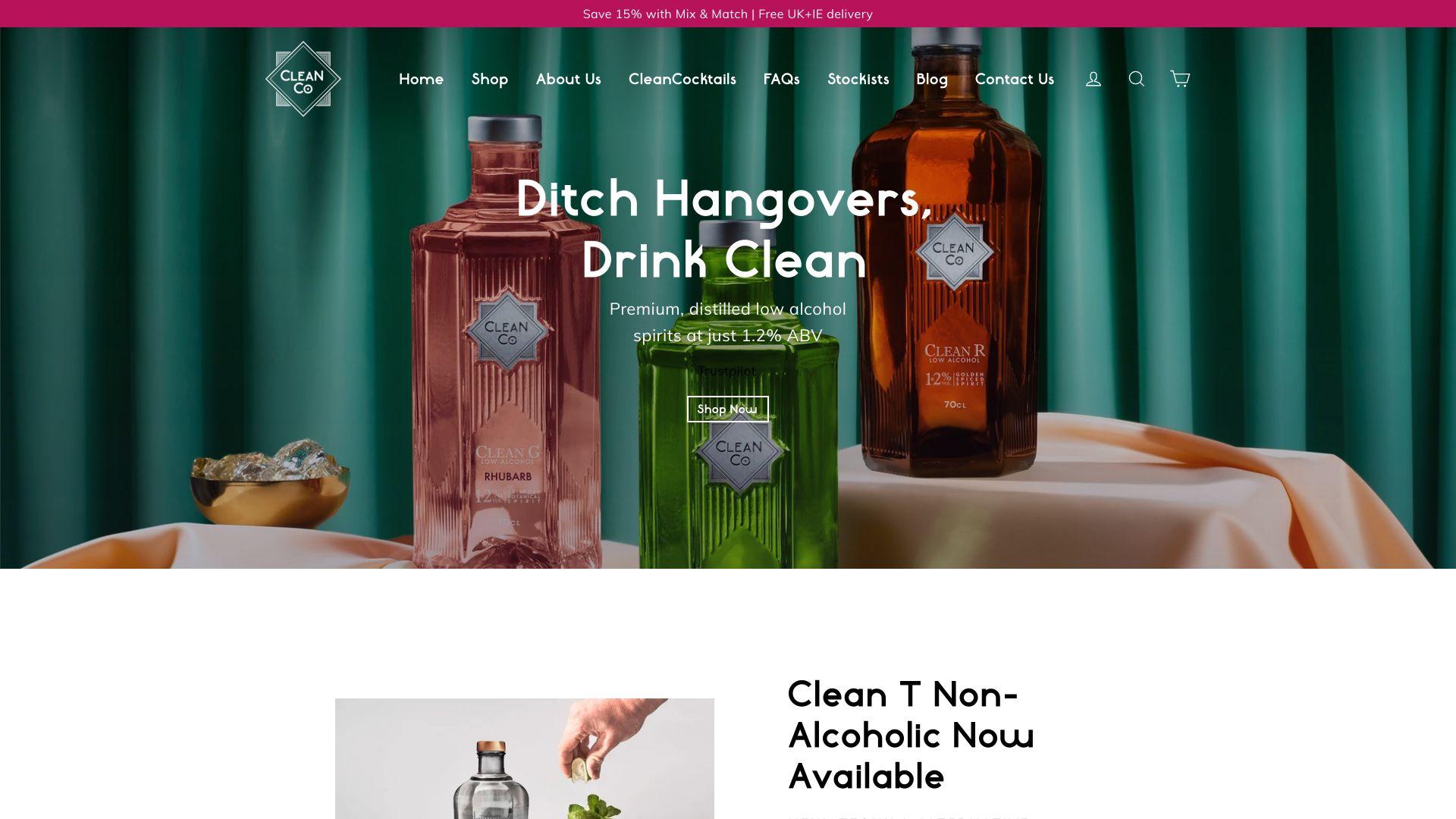 cleanco screenshot