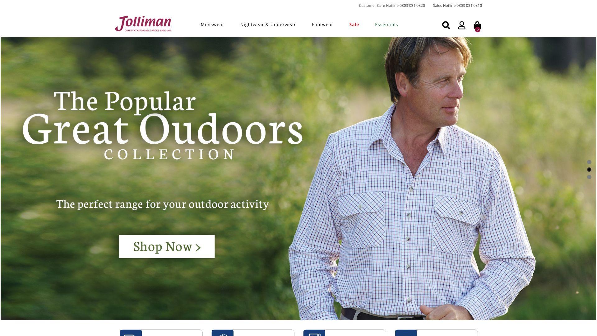 Jolliman screenshot