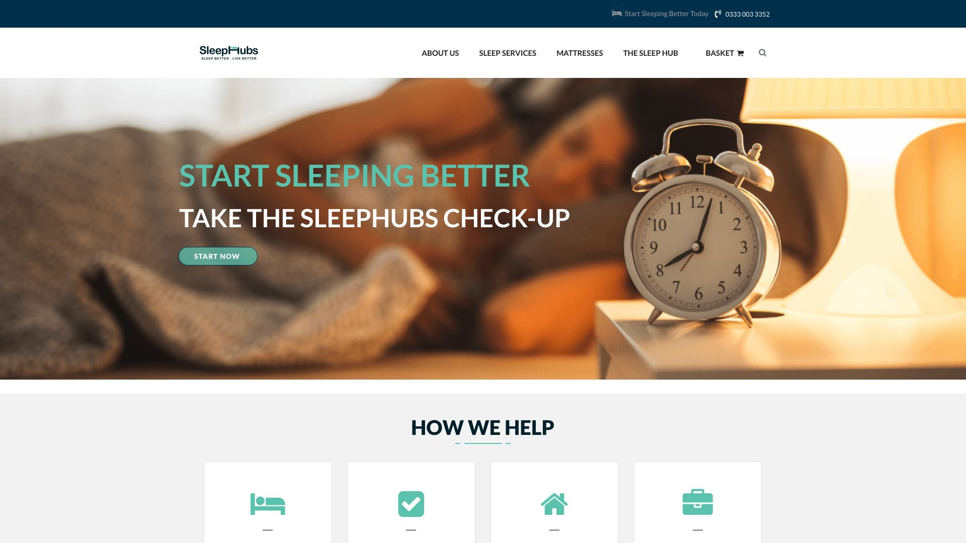 Sleep Hubs screenshot